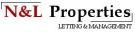 N & L Properties, Baillieston logo