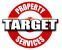 Target Property Services, Paignton logo