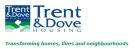 Trent and Dove Housing, Trinity Square branch logo