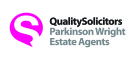 QualitySolicitors Parkinson Wright Estate Agents, Worcestershire logo