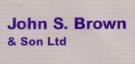 John S Brown & Son, Prestbury branch logo