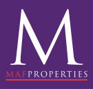 MAF Properties, Sheffield branch logo