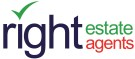 Right Estate Agents Head Office, Nationwide  logo