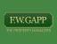 F.W Gapp, London logo