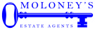 Moloney's Estate Agents , Cuffley logo