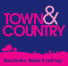 Town & Country, Dewsbury branch logo