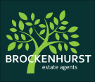 Brockenhurst Estate Agents, Overton logo
