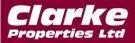 Clarke Properties, Lutterworth branch logo