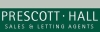 Prescott Hall, Chester logo