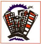 Docklands Estates, Wapping branch logo