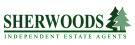 Sherwoods Independent Estate Agents, Bedfont logo