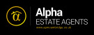 Alpha Estate Agent, Cambridge logo
