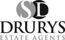 Drurys, Boston - Lettings logo