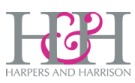 Harpers & Harrison , London logo