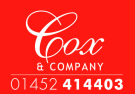 Cox and Company, Gloucester branch logo