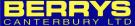 Berrys Canterbury Ltd, Canterbury branch logo