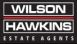 Wilson Hawkins, Harrow on the Hill logo