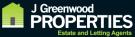 J Greenwood Properties, Todmorden branch logo
