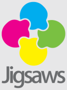 Jigsaws, Holloway logo
