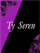 Ty Seren, Cardiff logo