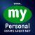 My Personal Estate Agent, Birmingham logo