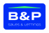 B & P Sales & Lettings, Ware logo