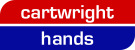 Cartwright Hands, Commercial logo