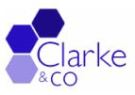 Clarke & Co, Chadderton branch logo