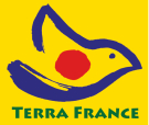 Terra France, ROMILLY sur ANDELLE logo