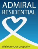 Admiral Residential Property Management Ltd, Cambridge branch logo