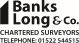 Banks Long & Co , Lincoln logo
