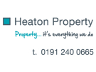 Heaton Property, Heaton branch logo