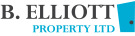 B. Elliott Property ltd  , Huddersfield branch logo
