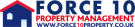 Force 10 Property Management, Doncaster logo