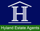 Hyland Estate Agents, St. Helens logo