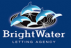 Brightwater Lettings, New Milton logo