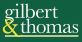 Gilbert & Thomas Independent Estate Agents, Oakham branch logo