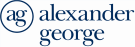 Alexander George, Goodge Street branch logo