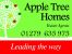 Apple Tree Homes, Harlow logo