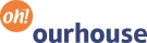 Ourhouse Estate Agents, Derby logo