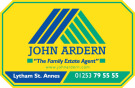 John Ardern Estate Agents, Lytham logo