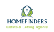 Homefinders Estate and Letting Agents, Greenock logo