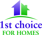 1st Choice for Homes , Nantwich logo