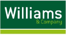 Williams & Company, Redcar branch logo