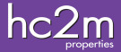 hc2m properties, Coatbridge logo