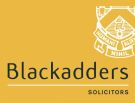 Blackadders LLP, Edinburgh branch logo