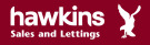 Hawkins Estate Agents, Bedworth branch logo