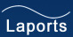 Laports, Hendon logo