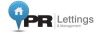 PR Lettings, Preston logo