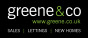 Greene & Co, City logo